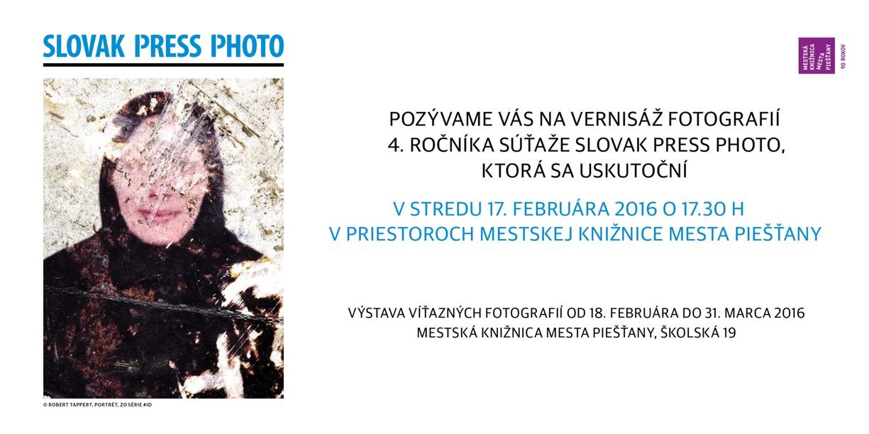 Slovak Press Photo 2015